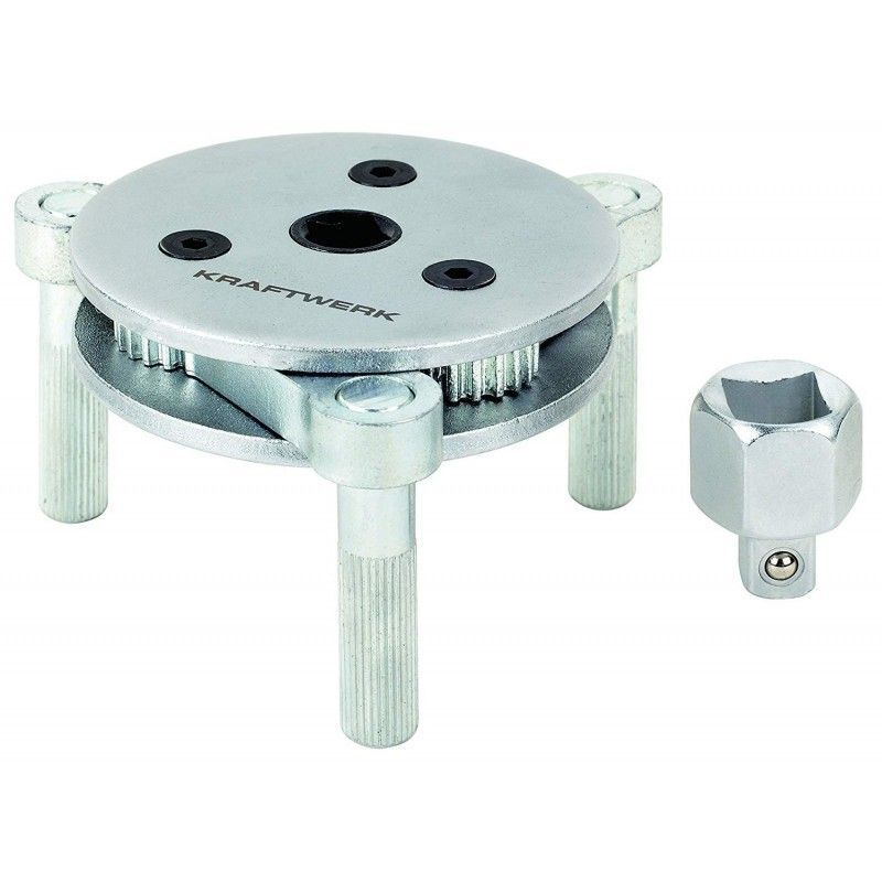 Clé auto-serrante pour filtre à huile Kraftwerk 30614