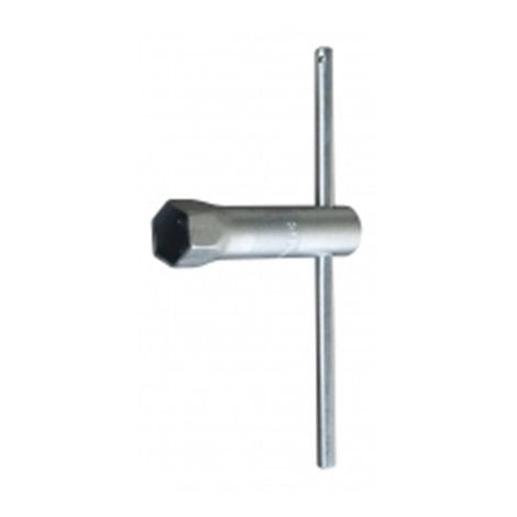 Cle Bougie Droite Tubul.21Mm Sc