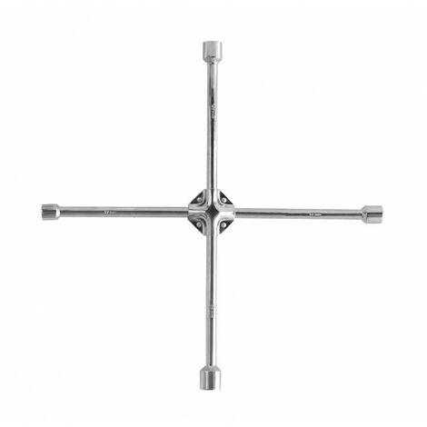 Clé en croix utilitaire démonte roue