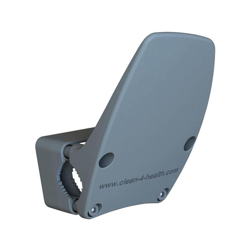 Image of 953.0000 Hands-Free Door Opener Polyamide 71 x 105 x 78mm - Grey - Clean 4 Health
