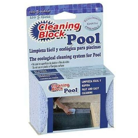 Cleaning Block Piscina Con Solapa Individual - NEOFERR