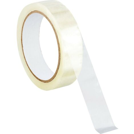 Clear Polypropylene Easy Tear Tapes