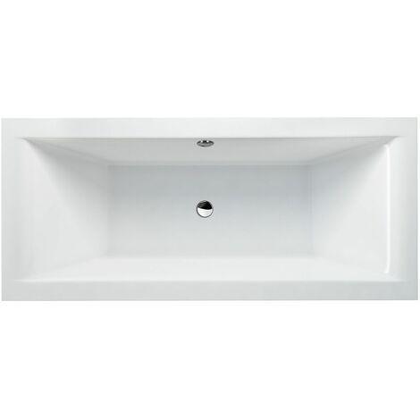 CLEARGREEN Baignoire à encastrer ENVIRO R1 170X70 cm acrylique Lucite®