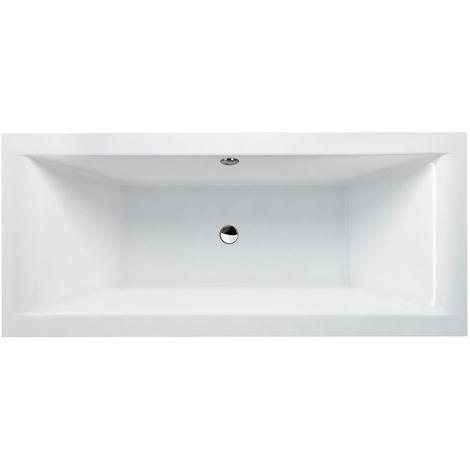 CLEARGREEN Baignoire à encastrer ENVIRO R2 170X75 cm acrylique Lucite®