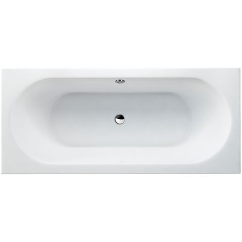 CLEARGREEN Baignoire à encastrer VERDE R8 170X70 cm acrylique Lucite®