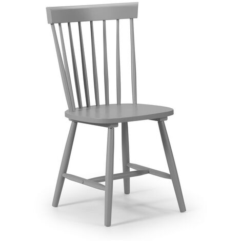 Clementine GREY CHAIR - Set Of 4