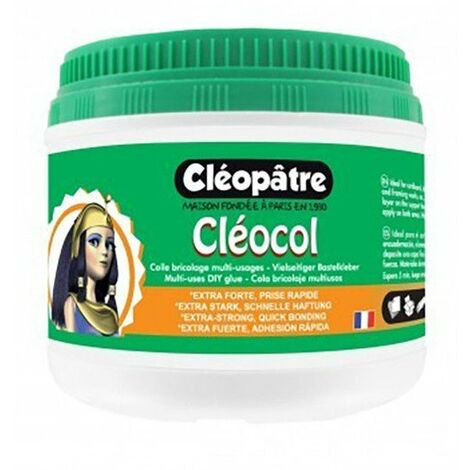 Cleopatre Colle Pot Large 500gr - CLEOPATRE