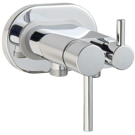 CLEVER 97801 TUAREG Shattaf Monomando para Empotrar Salida Cisterna