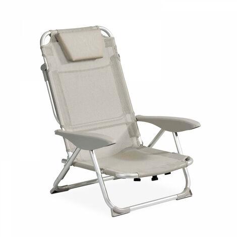 Clic clac des plages fauteuil
