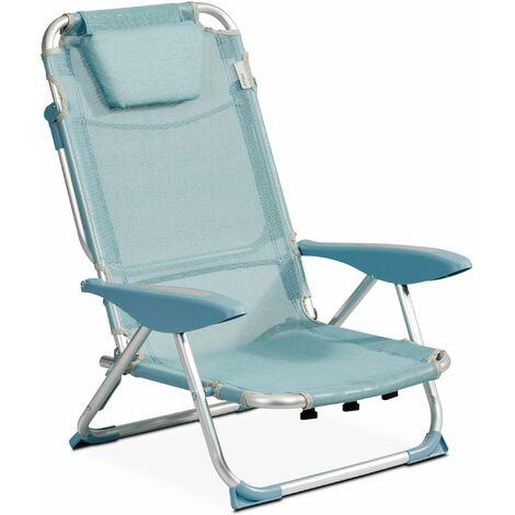 Clic clac des plages fauteuil Clic Clac des Plages Bleu
