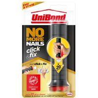 Click and Fix NMN Unibond No More Nail