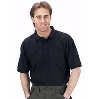 Click CLPKSBLXXXL Polo Shirt Black XXXL