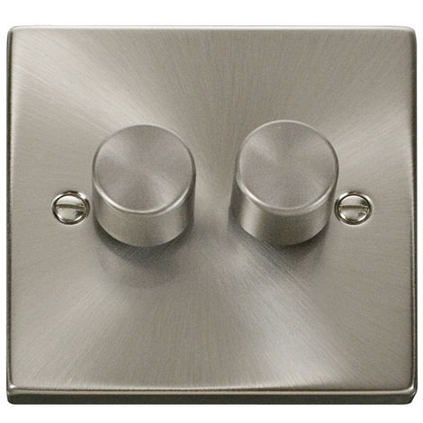 Click Deco 2G Dimmer Switch for Tungsten, Halogen And LV (VPSC152)