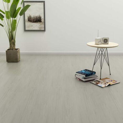 Click Floor 3.51 m² 4 mm PVC Light Grey