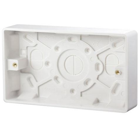 Click Mode 2G 25mm Deep Pattress Box (CMA082)