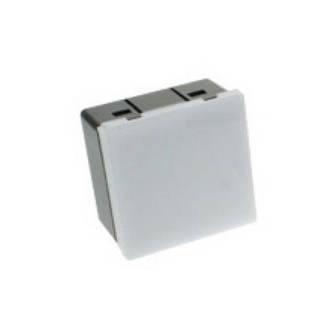 Click New Media 240V 1W LED Euromod - Cool White (MM1000CW)