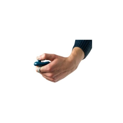 Clicker de dedo Ibáñez para adiestrar perros, relaciona sonido con recompensa, tamaño ergonómico