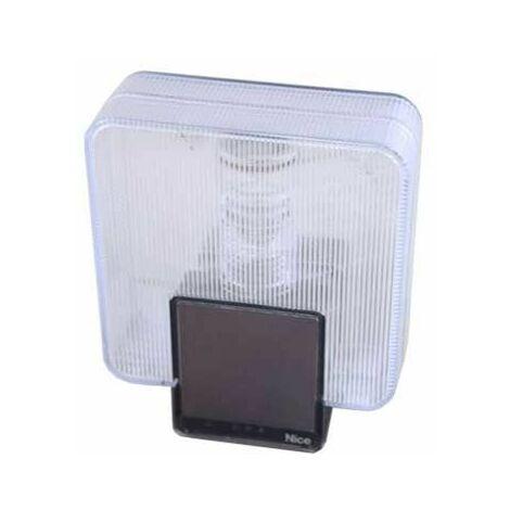 Clignotant Sans fil avec haut-panneau photovoltaïque Nice