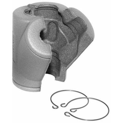 Climaflex Ventilisolierung Isolierung für Schrägsitzventil DN15 Universalisolierschale Isolierschale