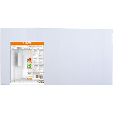 Climapor Energiespar-Dämmplatte grundiert, weiß, 1 x 0,5 m x 7 mm verschiedende Abnahmemengen