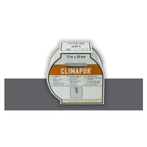 Climapor Fugenband Vlies selbstklebend, 10 m x 50 mm verschiedende Abnahmemengen