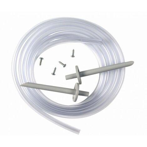 Climaset avec flexible silicone nipples matière plastique