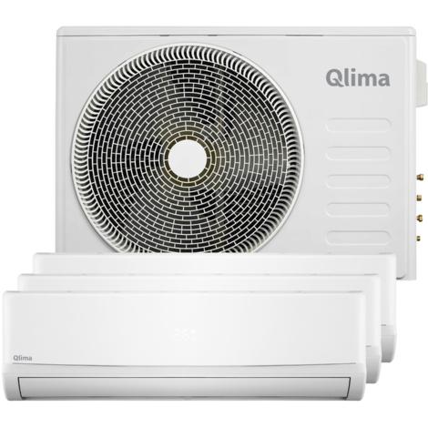 Climatisateur fixe inverter 3 unités avec déshumidificateur SM39MULTI