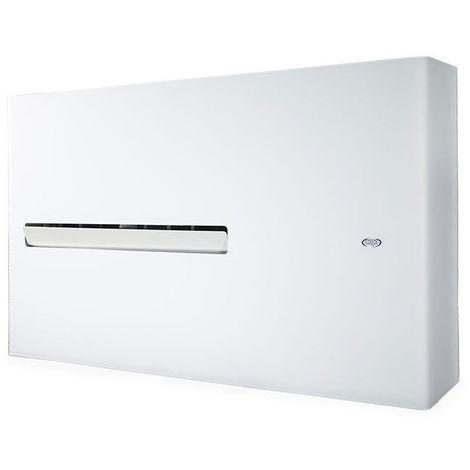 Climatisation murale monobloc 2.3KW reversible sans groupe extérieure DC Inverter 594x1013x210mm blanc R32 DD ARGO 397002948
