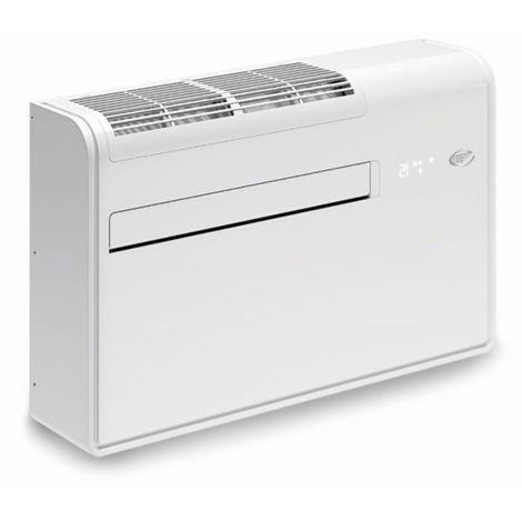 Climatisation murale monobloc 2.4KW reversible sans unité extérieure DC Inverter 594x1013x210mm blanc R32 APOLLO ARGO 398000761