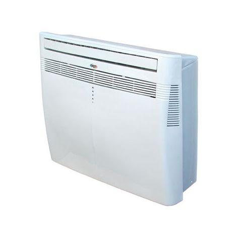 Climatisation murale monobloc 2.5KW reversible sans unité extérieure DC Inverter 735x839x260mm R410A XFETTO DCI ARGO 397002936