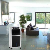 Climatiseur 4 en 1, Ioniseur, Purificateur Et Humidificateur, 400 m³/H