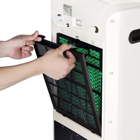Consejos de uso e instalación de un aire acondicionado portátil