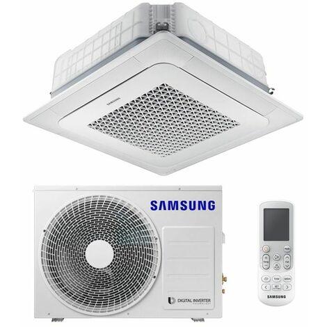 Climatiseur à cassette Samsung Mini Windfree 12000BTU 3.5kW 60x60 R32 A++/A+.