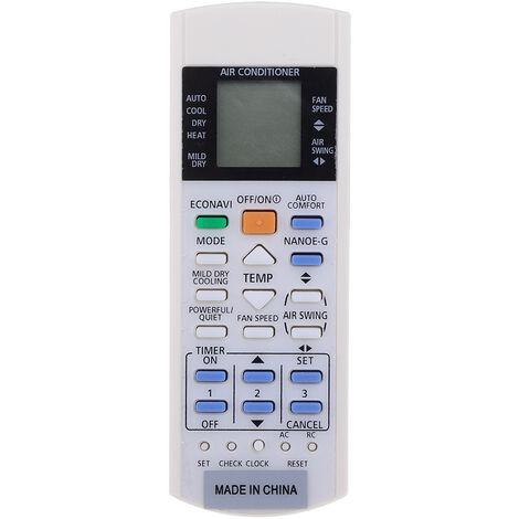 Climatiseur à distance Climatiseur Econavi Inverter Nanoe-G A75C3300 / 3208