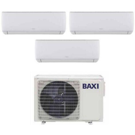 Climatiseur Baxi Astra trial split inverter R32 9000 + 9000 + 9000 BTU