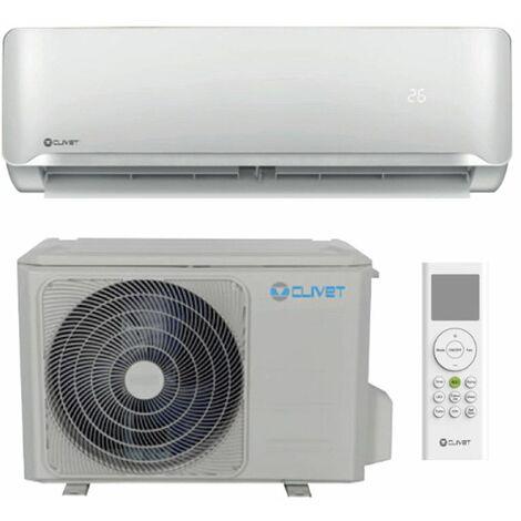 Climatiseur Clivet essential 2 7,3 KW 24000BTU A++/A+ R32