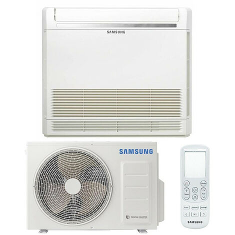 Climatiseur Console Samsung 12000BTU 3,5 KW R32++/A+