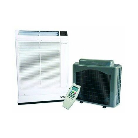 Climatiseur déconnectable SCDF32 - 4kW - Froid seul