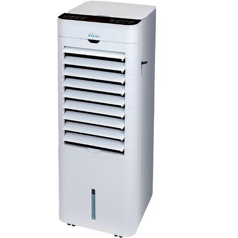 Climatiseur évaporatif numérique avec chauffage et télécommande