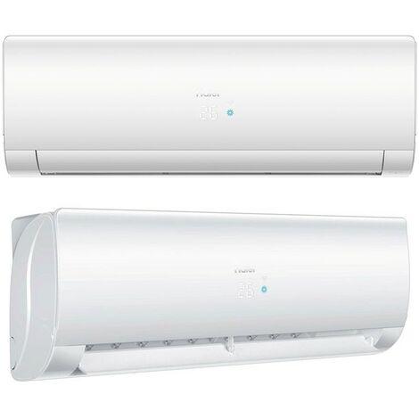 Climatiseur Haier IES Plus 2.6KW 9000Btu WI-FI A++/A++ R32 blanc