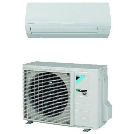 Climatiseur Inverter Daikin monosplit mural 12000 btu composé d'unités extérieures et intérieures gaz R32 | Blanc - Standard