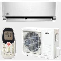 Climatiseur inverter - Pompe à chaleur réversible - Plusieurs puissances disponibles