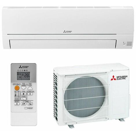Climatiseur Mitsubishi-Smart 12000BTU 3,5 KW R32 Wi-Fi MSZ-HR35VF