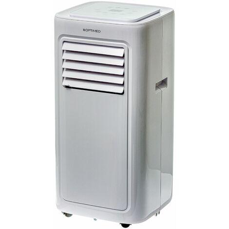 Climatiseur mobile 1400W (5000BTU) pour les pièces inférieures à 15m² OPC-A01-050 OPTIMEO