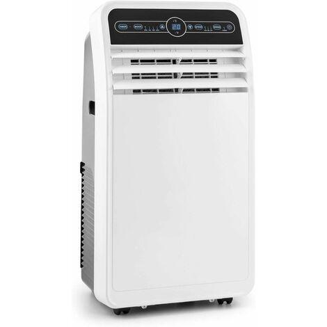 climatiseur mobile 2600w 26m2 avec kit fenêtre - cfs9000kt - robby