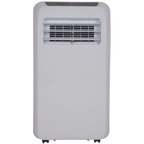 climatiseur mobile 2600w 26m2 avec kit fenêtre - clim.2600bkt - confort line