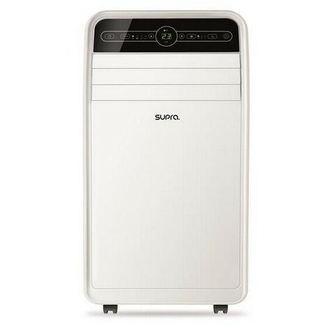 climatiseur mobile 2600w 35m² avec kit fenêtre - blizr2600 - supra