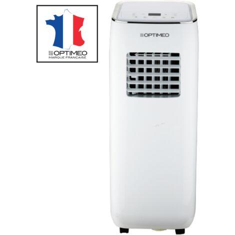 Climatiseur mobile 2600W (9000BTU) pour les pièces de 15 à 25m² OPC-C01-091 OPTIMEO