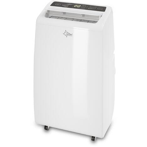 Climatiseur Mobile Advance 9.0 Eco R290, 3 en 1 (2,6kW) ~80 m³/ 34 m² (9.000 BTU) [Classe énergétique A] SUNTEC