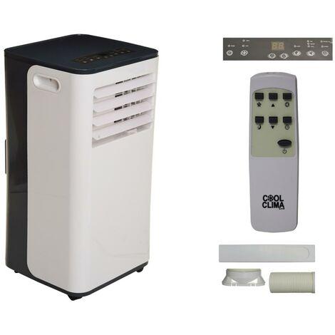 Climatiseur mobile classe A - 2.64KW / 9000BTU + Télécommande